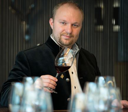 Diplom Sommelier Johann Koller