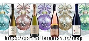 Weihnachten und Silvester mit den Weinen der Sommelier-Edition!
