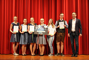 Tourismusschüler Bad Leonfelden gewinnen Gastrocontest