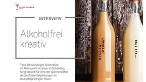 Timo Weisheidinger im Falstaff Interview