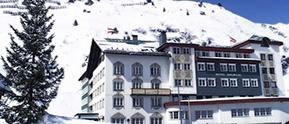 Jobangebot im Hotel Edelweis**** in Zürs am Arlberg