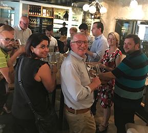 OSOV Vorstandsstammtisch Nr 1 – die Weinliste