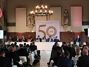 50 Jahre ASI-Feier in der Champagne