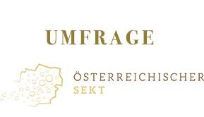 Marketingumfrage zum österreichischen Sekt