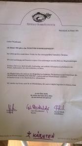 30 Jahre Jubiläum 2021 Kärntner Sommelierverein  KSOV