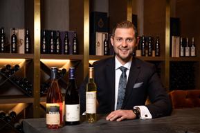 Guter Wein hat Charakter, ein guter Sommelier ebenso