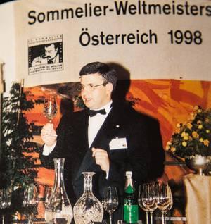 Artikel in der HGV Praxis: Österreich richtet Sommelier EM 2017 aus