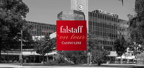 REMINDER Falstaff on tour: Persönliche Einladung zur Rotweingala im Casino