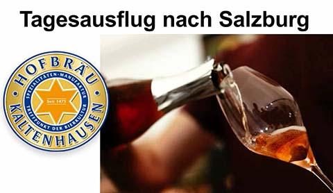 Bierkultur und Österreichischer Sekt in Salzburg