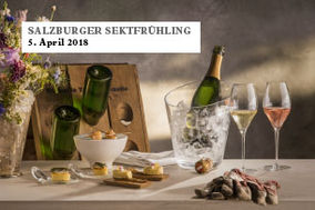 Einladung zum Salzburger Sektfrühling 2018