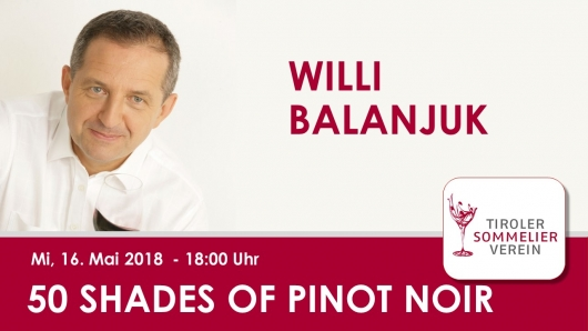 50 Shades of Pinot Noir