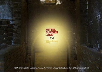 Masterclass: Mittelburgenland DAC auf der VieVinum