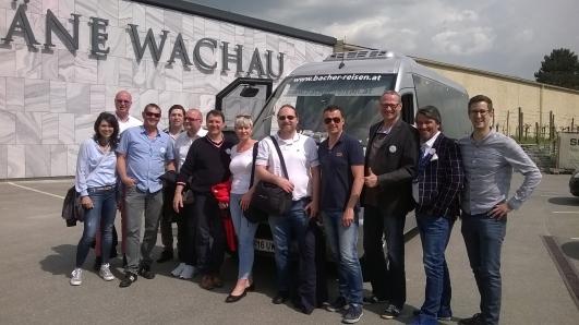 KSOV Weinreise Wachauer Smaragde vs. Kamptaler Reserven 23.-25.4.18