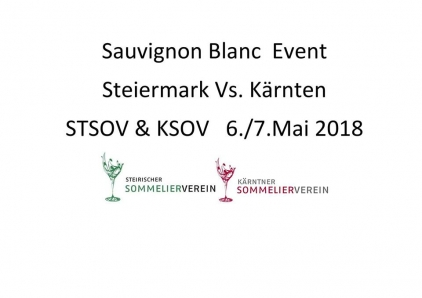 Sauvignon-Blanc: Kärnten trifft Steiermark