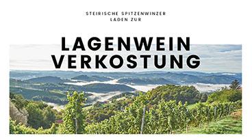 Steirische Lagenweinverkostung