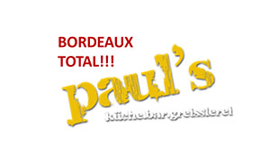 Bordeaux Total im Paul's