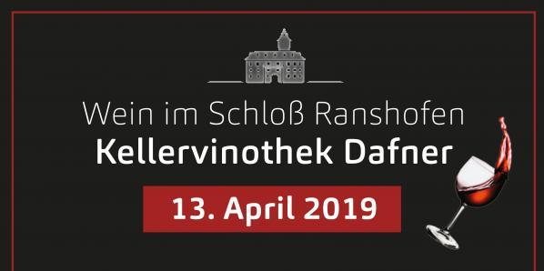 Wein im Schloß Ranshofen