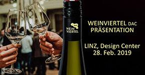 Weinviertel DAC Präsentation Linz 2019