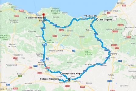 BrunosChoice 2019 - Rioja und San Sebastian