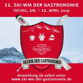 Ski-WM 2019 der Gastronomie in Ischgl