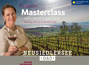 Neusiedlersee DAC Masterclass mit Annemarie Foidl