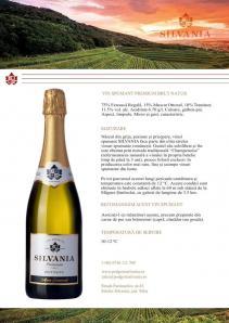 KSOV Stammtisch mit SILVANA Premium Vin Spumant , Rumänien
