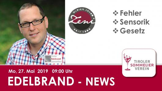 Edelbrand News