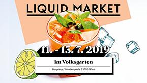 Liquid Market – das Cocktailfestival im Volksgarten