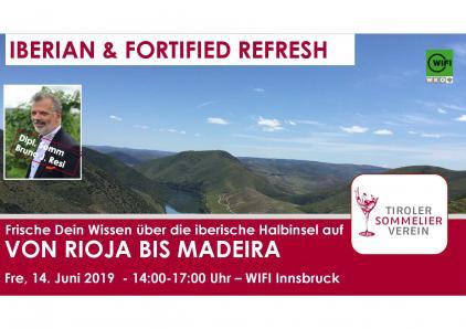 Iberian & Fortified Refresh Seminar