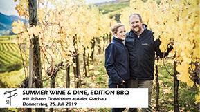 Wine & Dine im Restaurant Forthuber