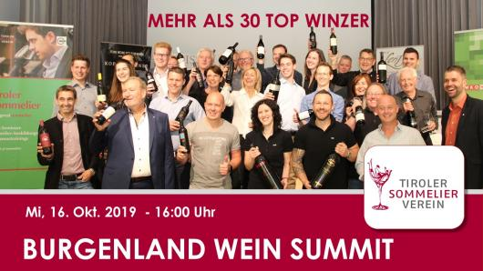 Burgenland Wein Summit