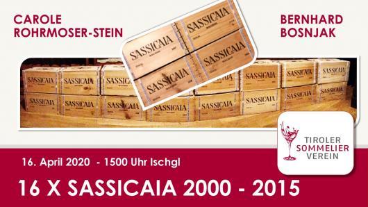 Sassicaia 2010-2015 Ischgl