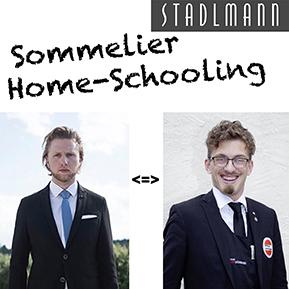 Sommelier Home-Schooling mit Patrick Aichlseder und Mathias Riepl
