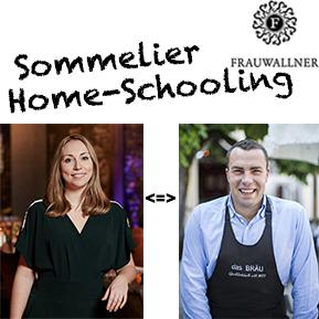 Sommelier Home-Schooling mit Melanie Heiss und Philipp Gerbl