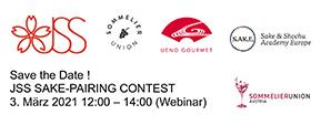 JSS Sake-Pairing Contest (Online Veranstaltung)