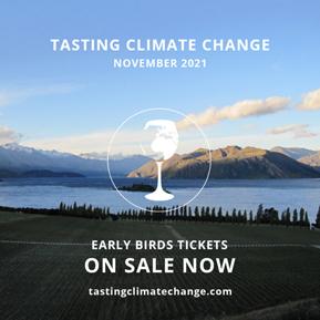 Tasting Climate Change