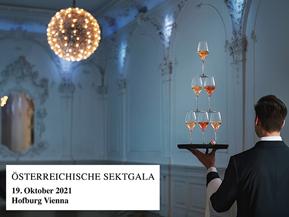 Österreichische Sektgala 2021 – Im Zeichen von Sekt und Kulinarik