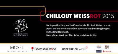 Vinophile Chill- und Party-Atmosphäre zur ProWein