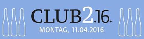 Club 2.16 - kein Sofa, dafür Wein