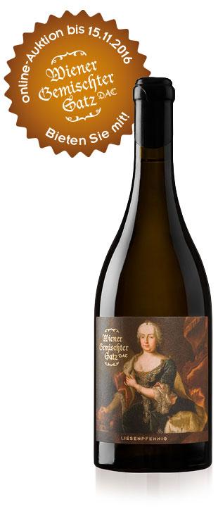 Wein-Rarität aus Schloss Schönbrunn wird versteigert